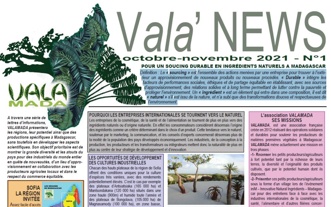 Vala'NEWS